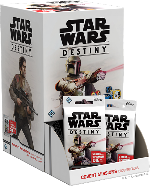 SW Destiny: Covert Missions - Booster Box