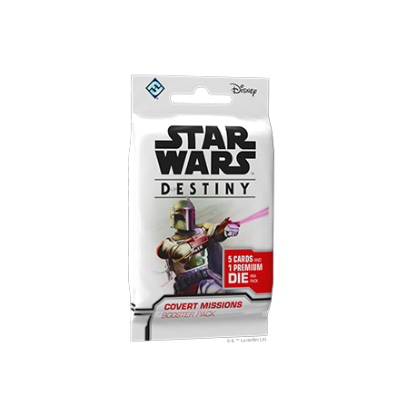 SW Destiny: Covert Missions - Booster Pack
