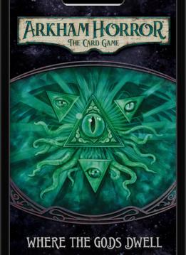 Arkham Horror LCG: Where the Gods Dwell EN
