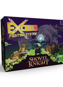 Exceed: Shovel Knight - Plague Box