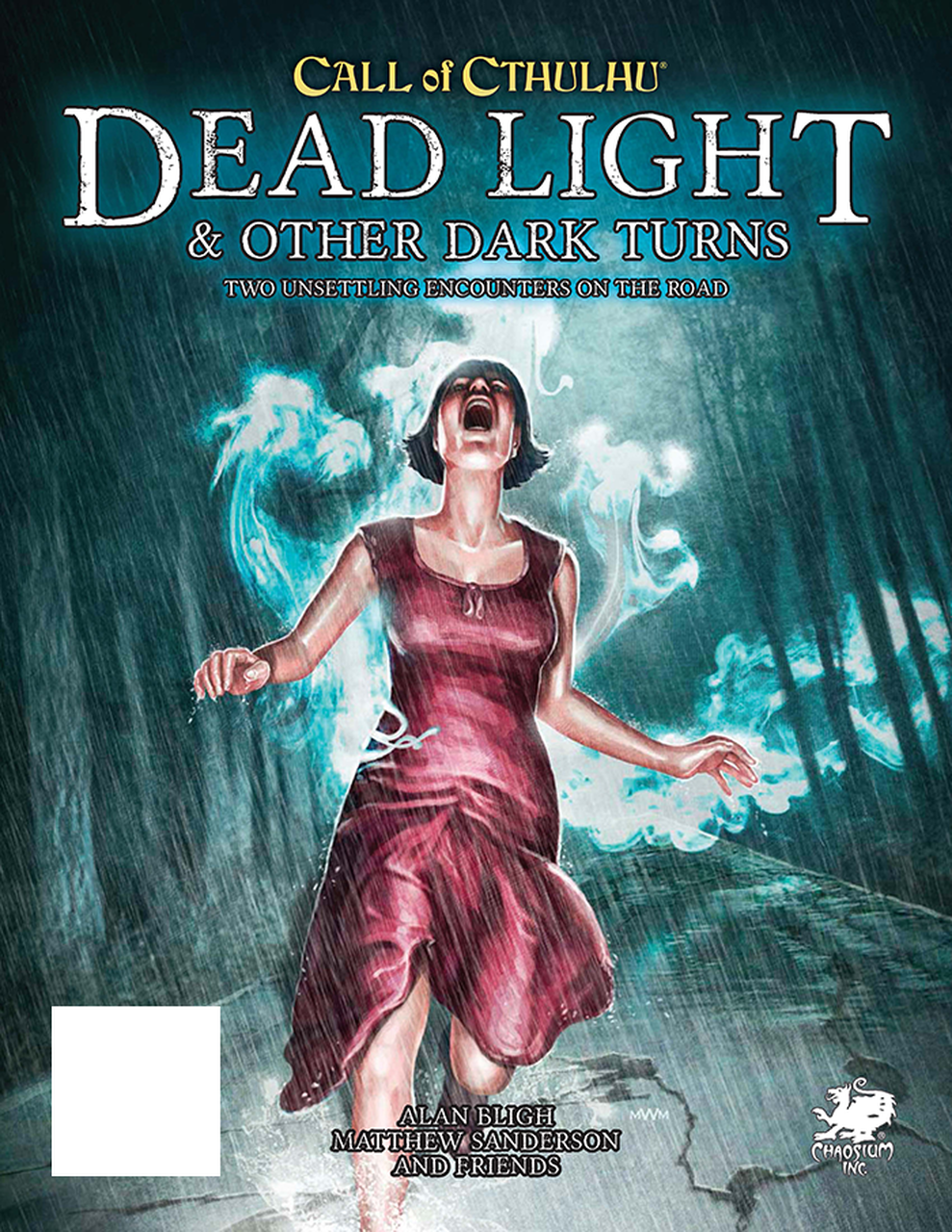 CoC Dead Light and Other Dark Turns (SC)
