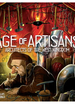Architects of The West Kingdom: Age of Artisans Exp.