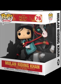 Pop! Rides: Mulan Riding Khan