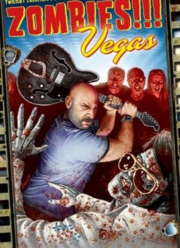 Zombies!!! Vegas Poker Deck
