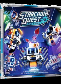 Starcadia Quest: Build-a-Robot Exp.