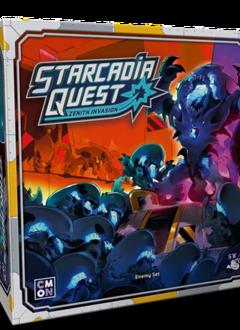 Starcadia Quest: Zenith Invasion Exp. (KS Exclus.)