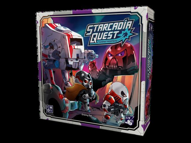 Starcadia Quest: Thornetroopers Exp. (KS Exclus.)