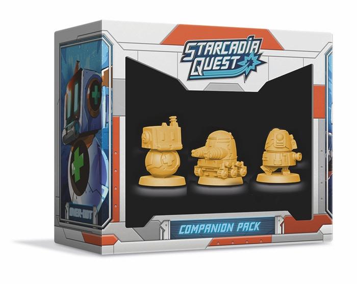 Starcadia Quest: Companion Pack (KS Exclus.)