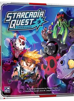Starcadia Quest: ARRRmada Exp.