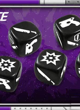 Starcadia Quest: Extra Dice (KS Exclus.)