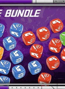 Starcadia Quest: Crew Dice Bundle (KS Exclus.)