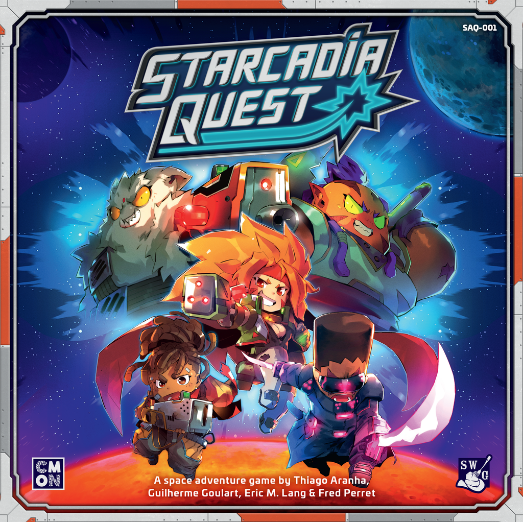 Starcadia Quest (KS Space Marauder Pledge)