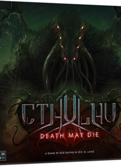 Cthulhu: Death May Die (FR)