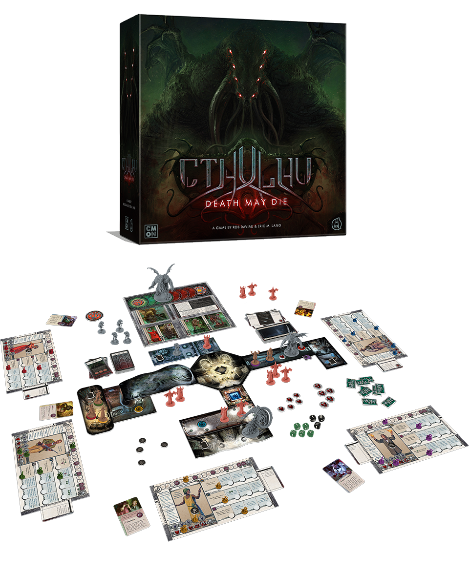 Cthulhu: Death May Die (FR)