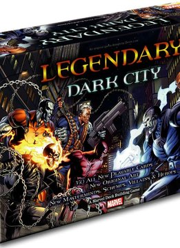 Marvel Legendary: Dark City Exp.