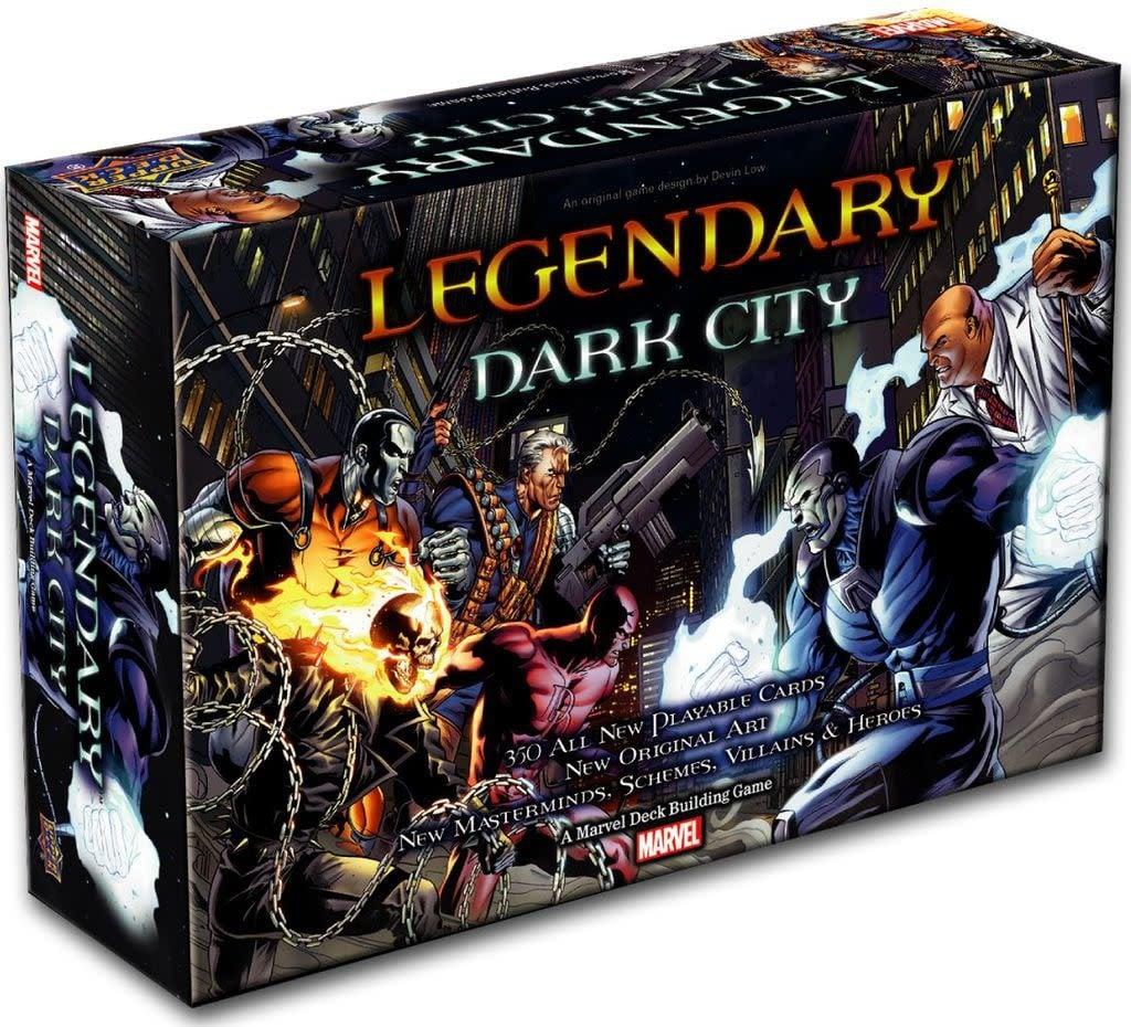 Marvel Legendary: Dark City Exp.