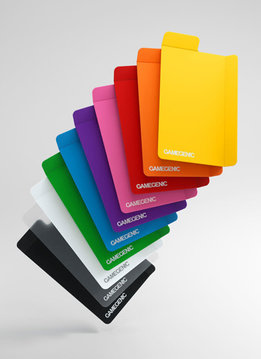 Flex Card Dividers Multicolor (10)