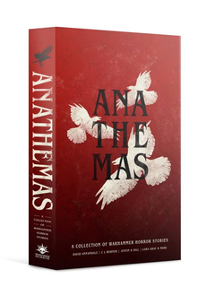 Anathemas (EN Paperback)