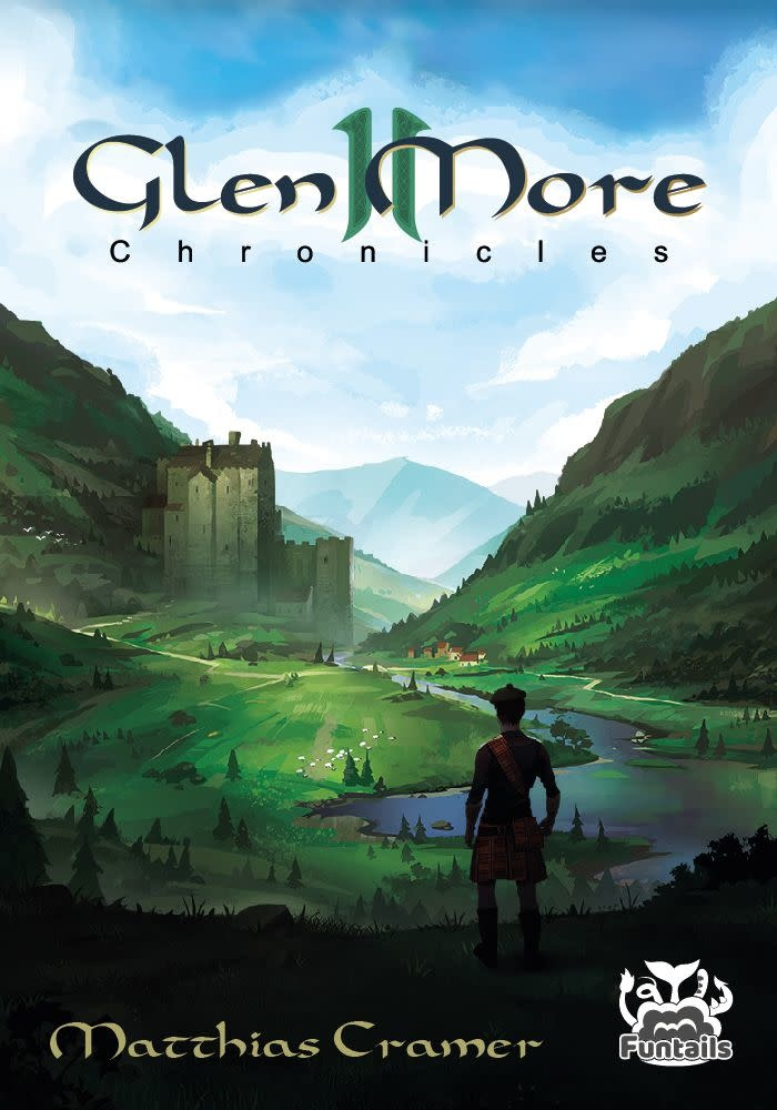 Glen More II: Chronicles (FR)