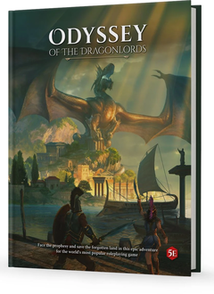 Odyssey of the Dragonlords RPG (HC)