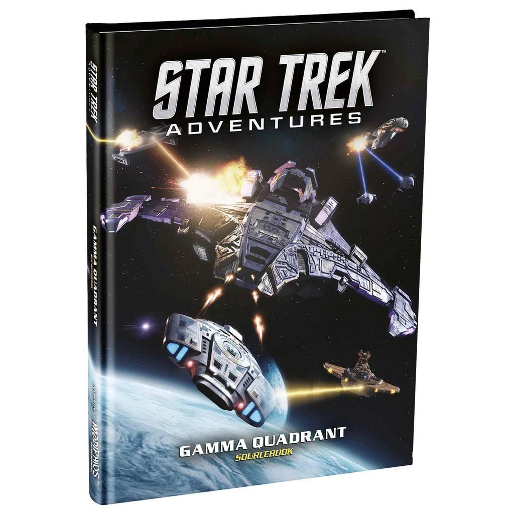 Star Trek Adventures - Gamma Quadrant (HC)