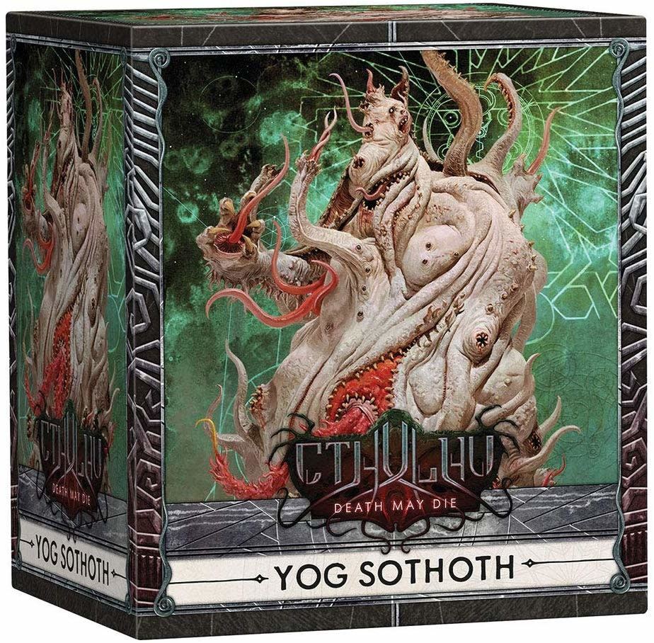 Cthulhu: Death May Die - Yog-Sothoth Exp.
