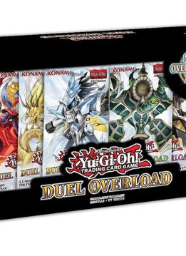 YGO Duel Overload