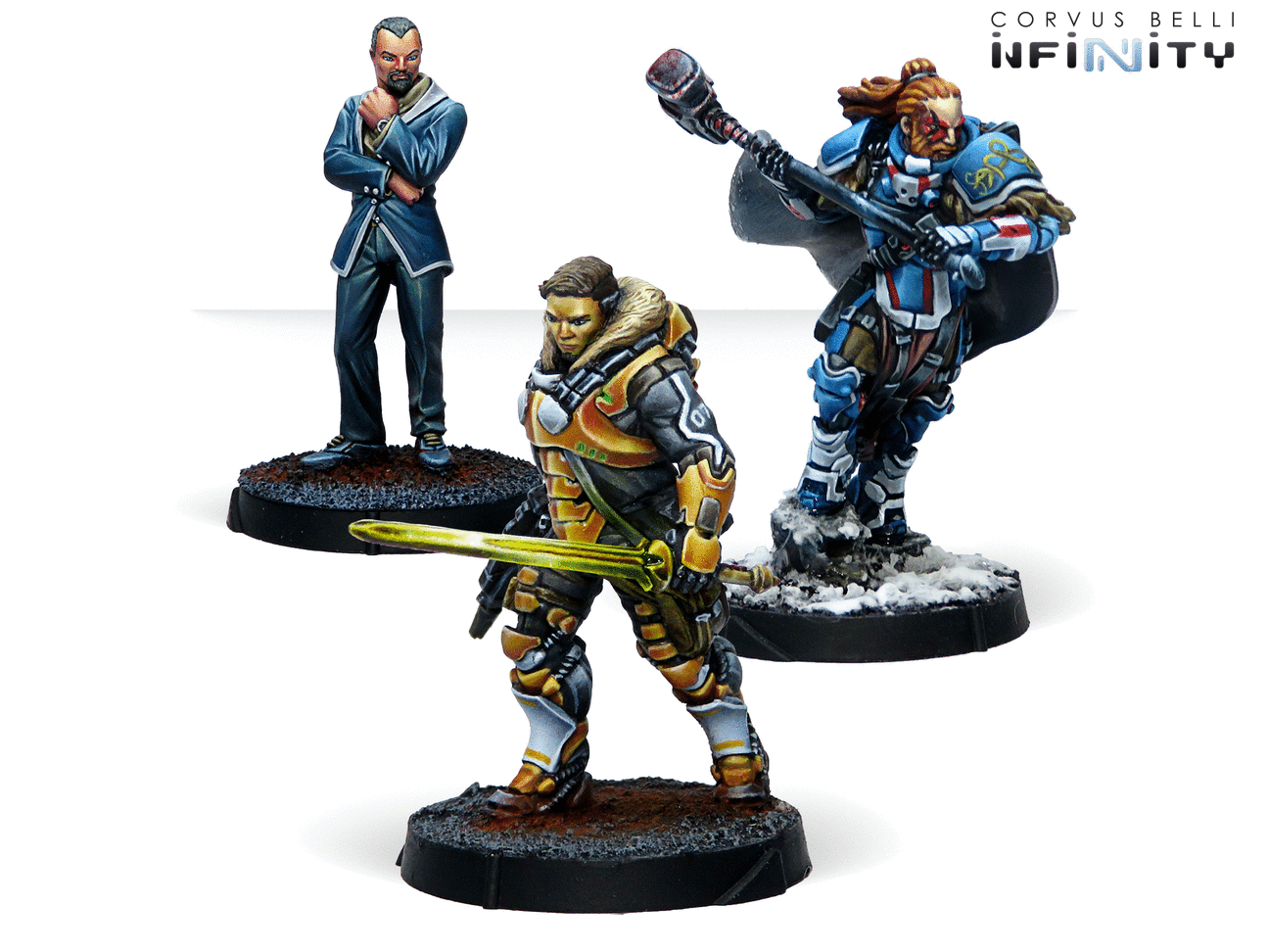 Infinity: Dire Foes - Mission Pack Alpha: Retaliation