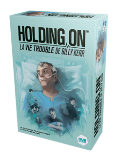 Holding On - The Troubled Life of Billy Kerr (FR)