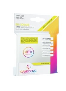 Gamegenic MATTE Sleeves: Big Square (50)