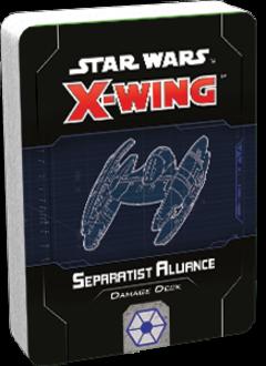 X-Wing 2nd Ed: Separatist Damage Deck