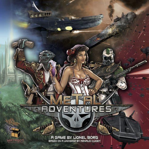 Metal Adventures (EN)