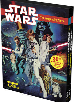 "Star Warsâ""¢: The Roleplaying Game 30th Anniversary Edition"