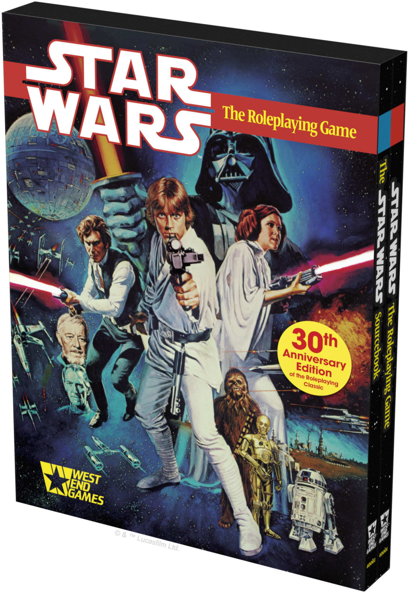 Star Wars™: The Roleplaying Game 30th Anniversary Edition