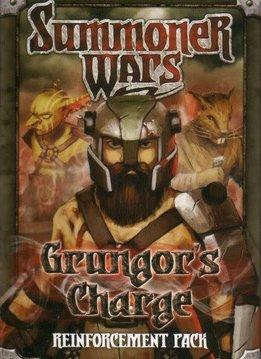 Grungor's Charge: Summoner Wars