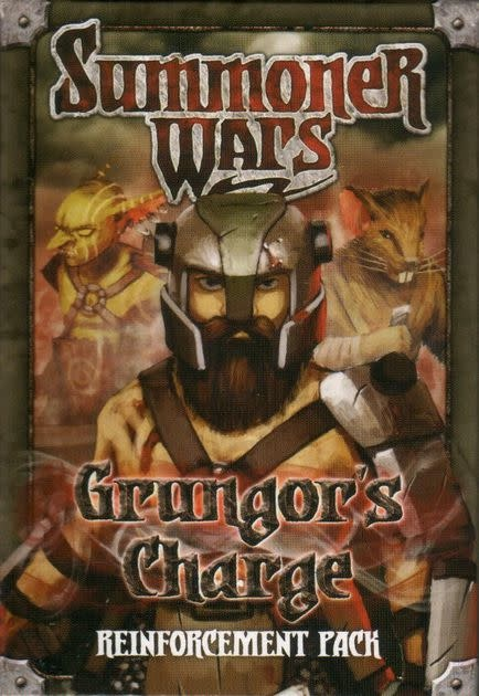 Grungor's Charge: Summoner Wars