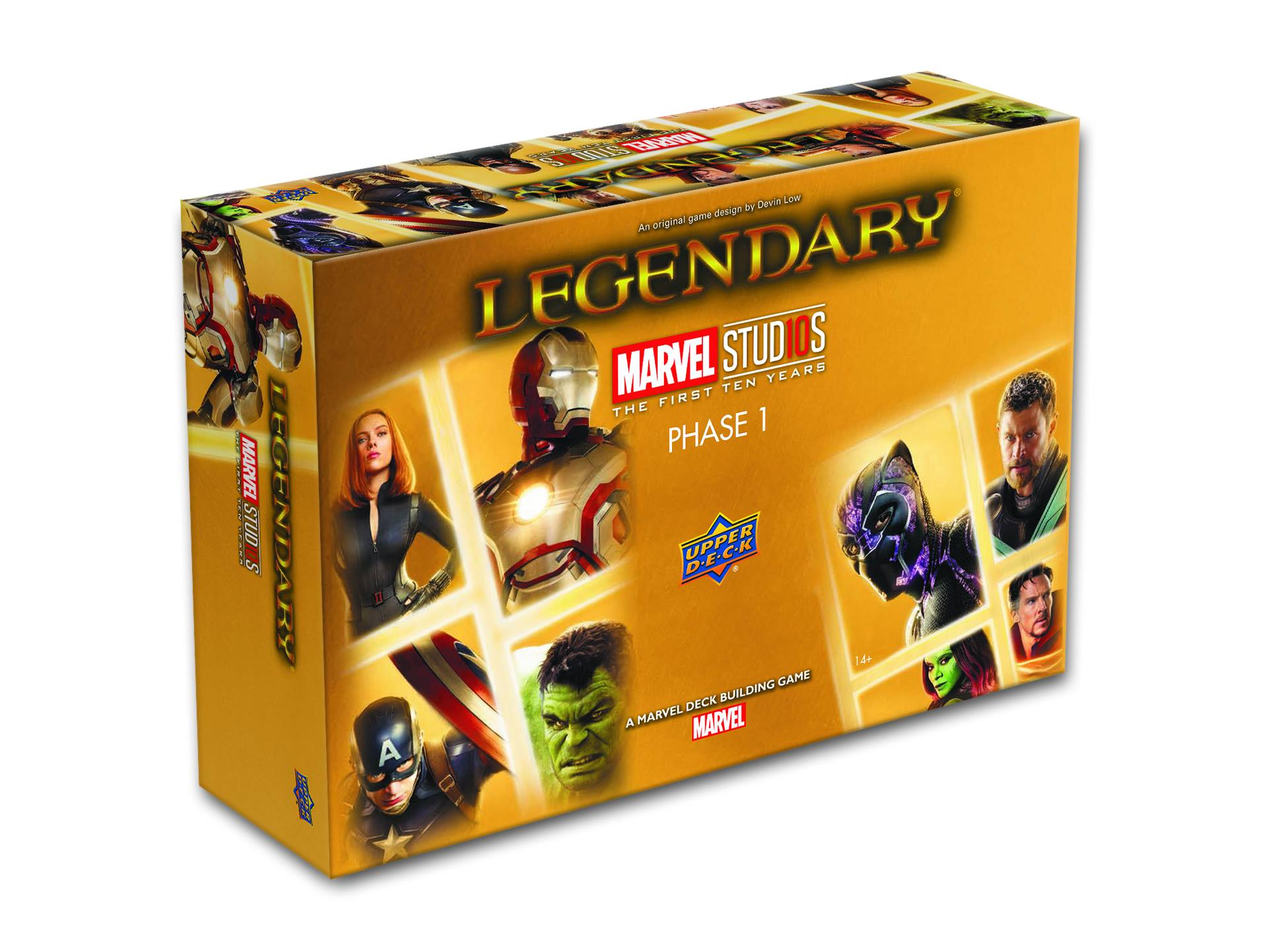 Marvel Legendary Deck Building Game 10th Anniversary