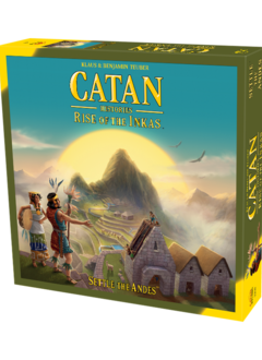 Catan Histories - Rise of the Inkas