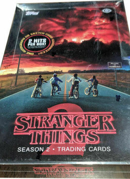 19 TOPPS STRANGER THINGS SERIES 2