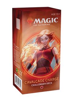Challenger Deck 2020 - Cavalcade Charge (Sortie 3 avril)