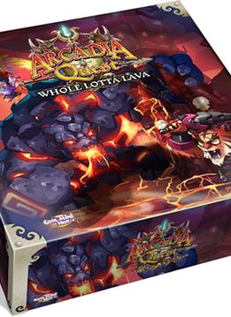 Arcadia Quest: Whole Lotta Lava Exp.