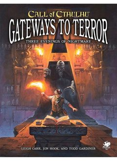 Call of Cthulhu: Gateways to Terror