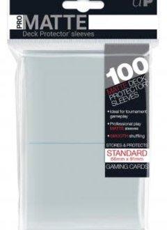 Pro-Matte Clear 100CT