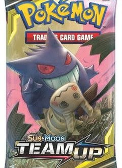 Sun & Moon Team booster pack