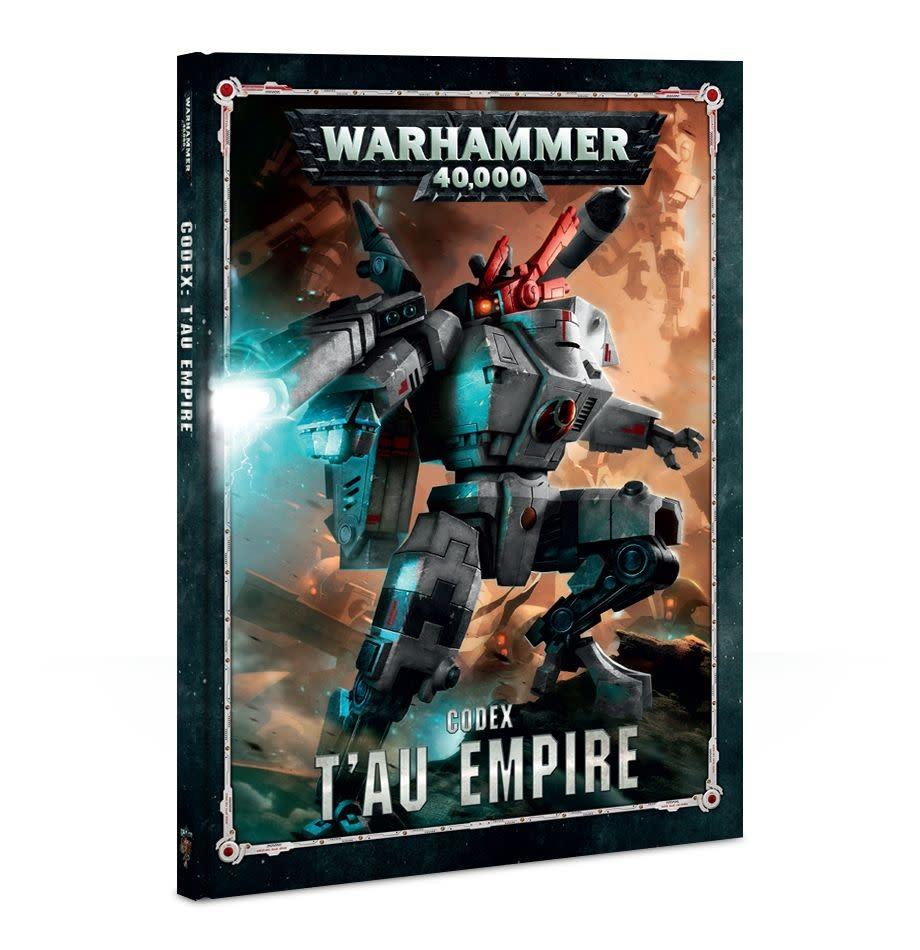 Codex: T'au Empire (HB) (FR)