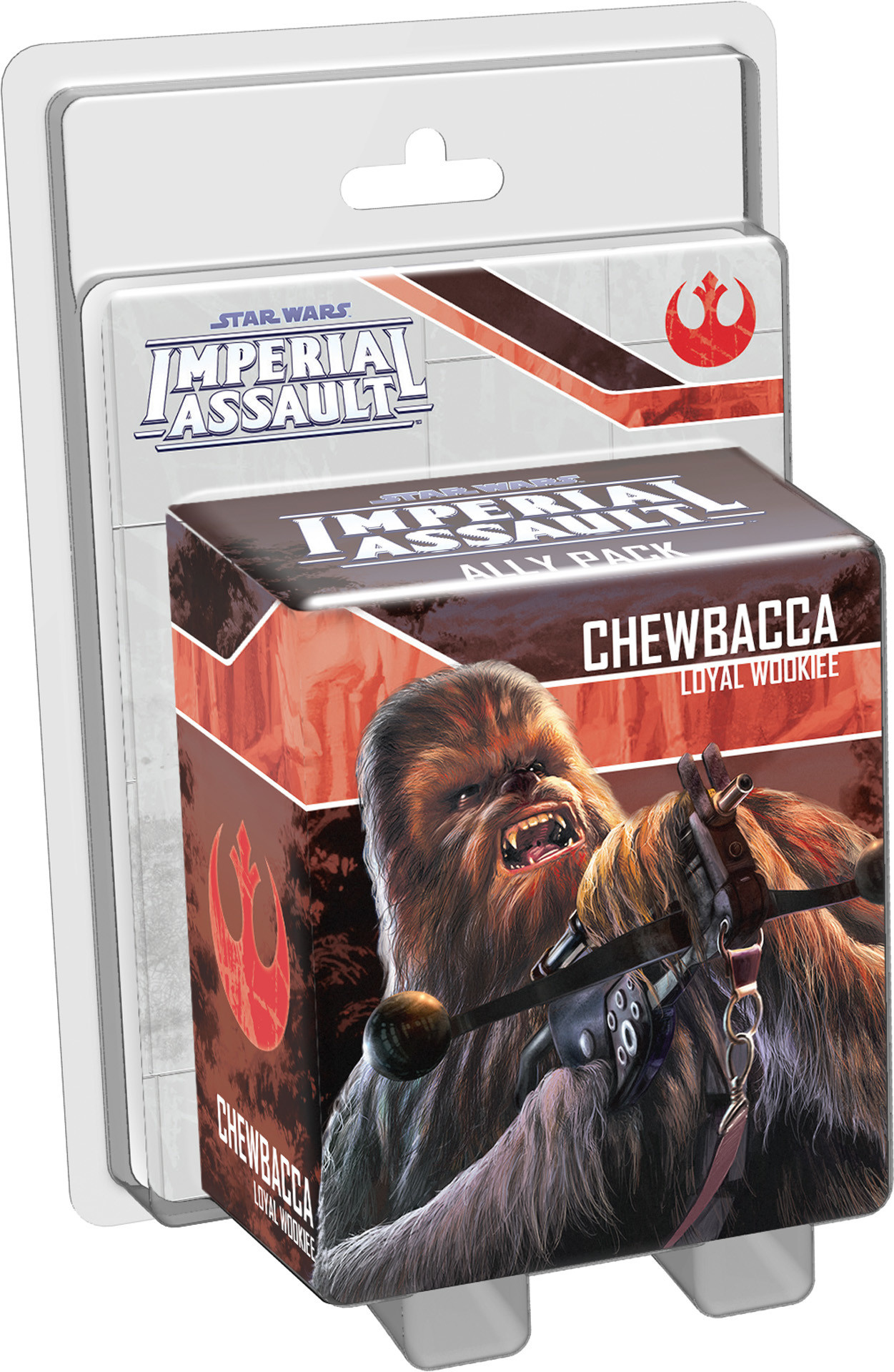 Imperial Assault - Chewbacca Ally Pack