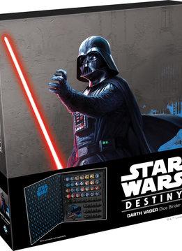 Star Wars Destiny Dice Binder Darth Vader