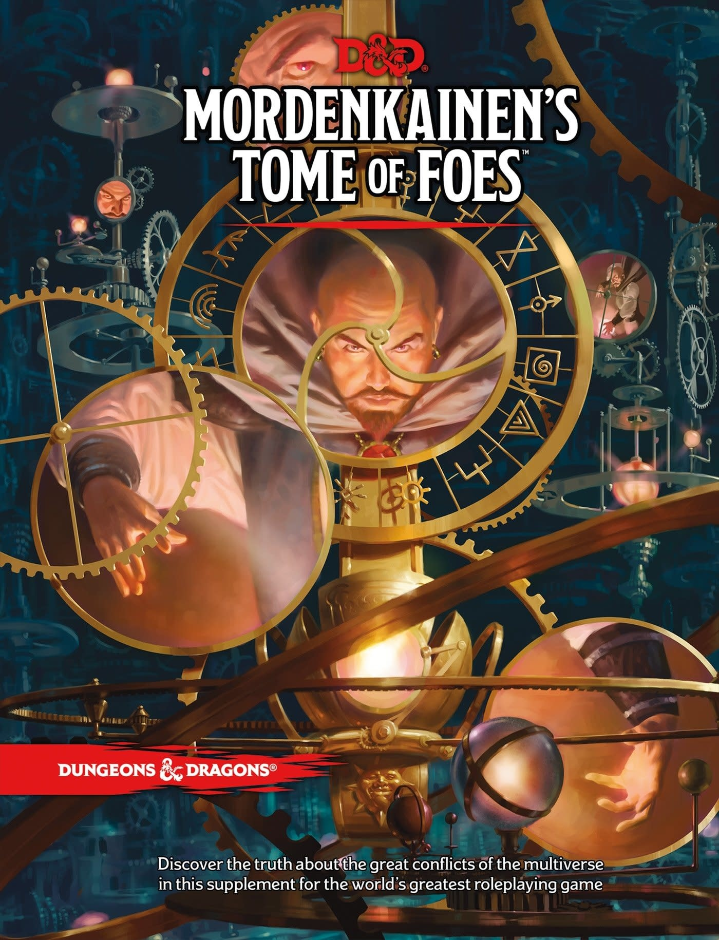 Mordenkainen's Tome of Foes (Regular ed.)
