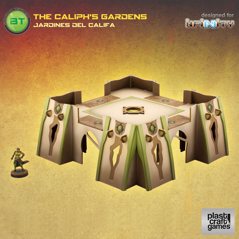 Infinity: The Caliph's Gardens