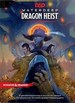 D&D 5E: Waterdeep - Dragon Heist